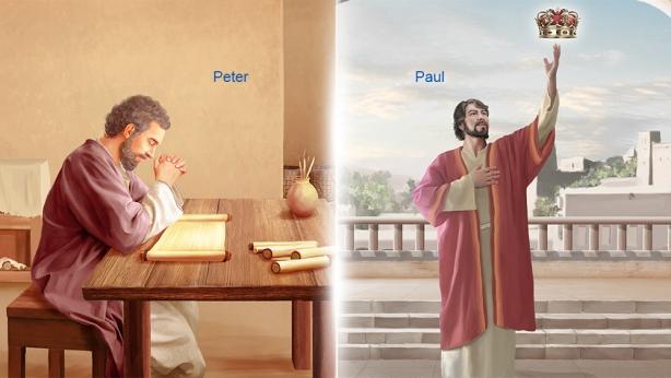 44. Кто такие Божьи люди? Кто такие мнимые служители?